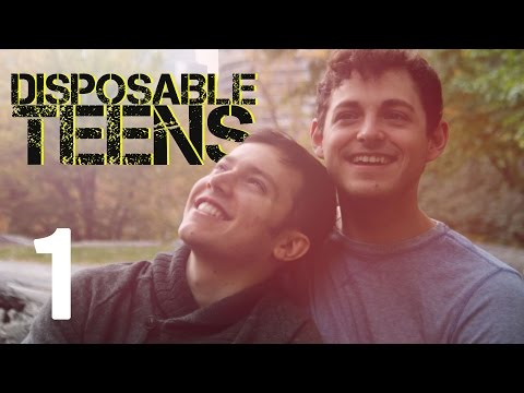 DISPOSABLE TEENS (Gay Web Series) - Get Out, Episode 1 (Gay Teen Runaway) STREAMY NOMINATED SERIES