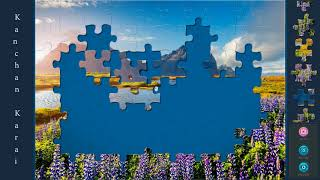 Summer in Iceland oḟ Magic Jigsaw Puzzles