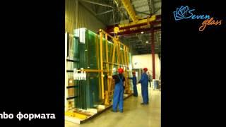 видео Термоупрочнение стекла от Стекко