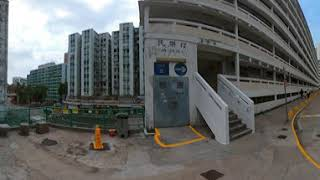 Publication Date: 2021-03-01   Video Title: [4K UHD 360°]第一站 : 大坑西邨 Tai Ha