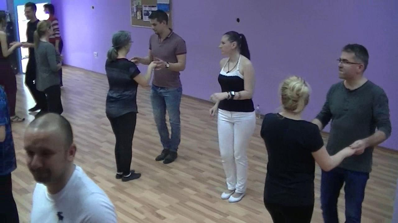 Encanto Dance Academy  - primii pasi de salsa (curs incepatori)