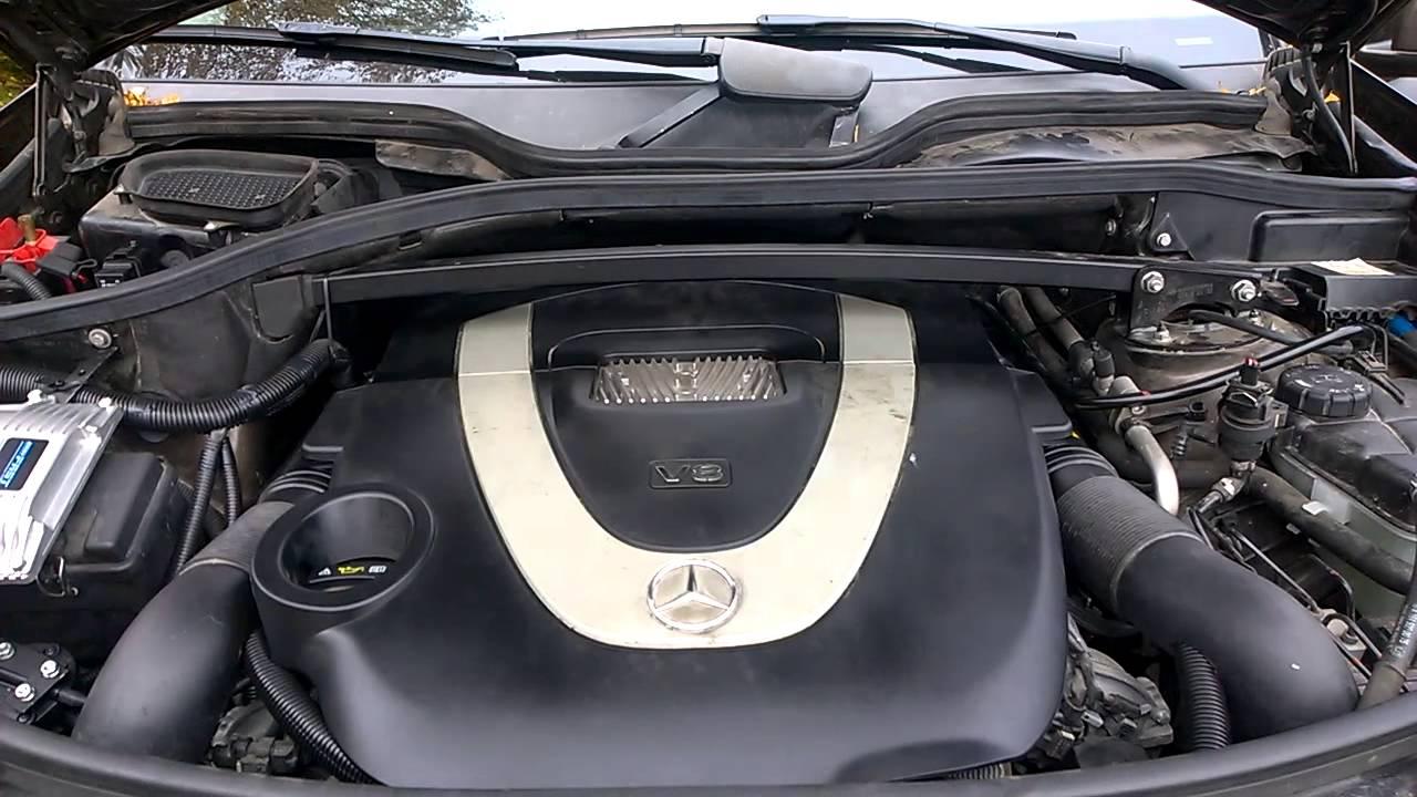 mercedes -benz gl 450 2012 + lpg autoptak gdańsk - youtube