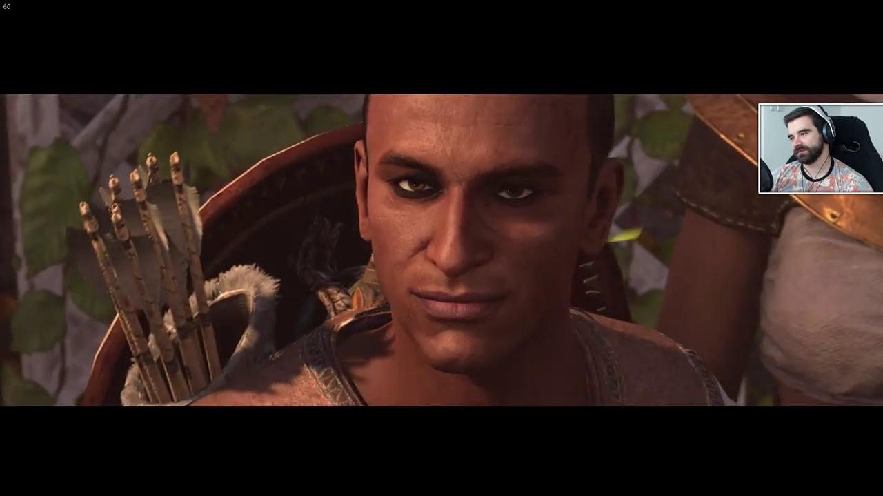 Assassin's Creed Origins #1 – Początek [fabuła]