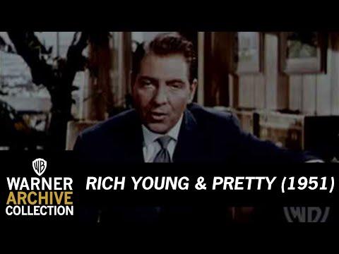Rich Young & Pretty (Original Theatrical Trailer)