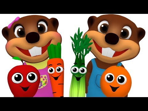 """Baby Food"" Learning Rhymes 