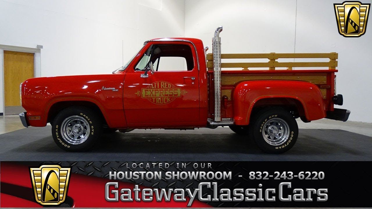 Classic Cars And Trucks For Sale In Houston