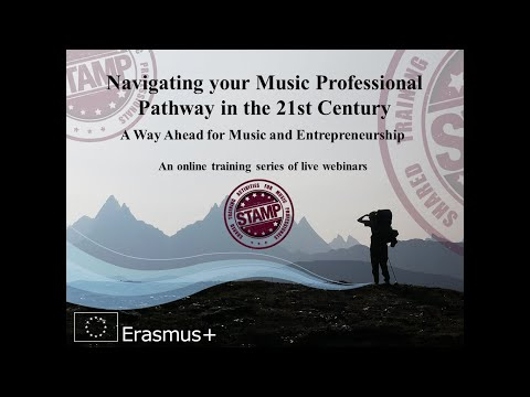 STAMP Webinar 5 - Engaging in Community Music Practice, Theory & Critical Lens