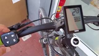 Yamaha e-bike codice errore 28 reset