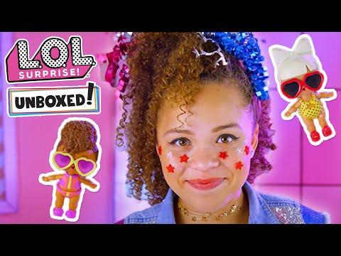 Unboxed! Season 2   LOL Surprise!   Episode 4: Confetti Pop Dance Party