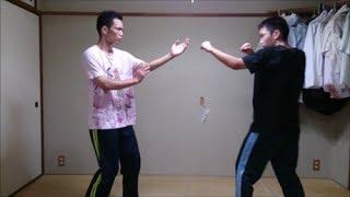 詠春拳vsムエタイ 22 正拳&ムエ拳