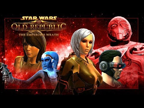 STAR WARS: The Old Republic – The Movie – The Emperor's Wrath (Sith Warrior Storyline)