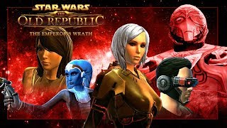 STAR WARS: The Old Republic – The Movie – The Emperor's Wrath 【Sith Warrior Storyline】