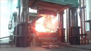 5000 ton hot forging machine