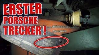 LOSTPLACE : Fahrgestellnummer 001 ! Erster Porsche Trecker gefunden ! | ItsMarvin