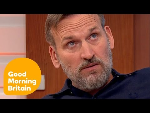 Christopher Eccleston Breaks Down After Admitting To Bullying  Good Morning Britain