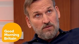 Christopher Eccleston Breaks Down After Admitting To Bullying | Good Morning Britain