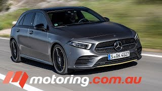 2018 Mercedes-Benz A-Class Review | motoring.com.au