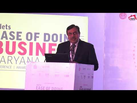 Vote of Thanks: Ashok Sangwan, Director, Department of Industries, Government of Haryana