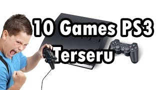 10 Games PS3 Terseru