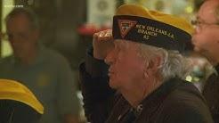 Watch: Gretna veterans host Memorial Day ceremony