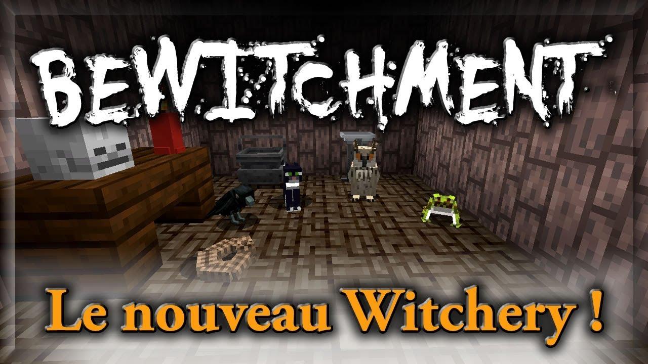 Minecraft mod 1 12 2 witchery | Witchery Mod 1 12 2/1 12/1 7