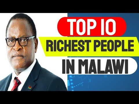 Richest Man in Malawi TOP 10