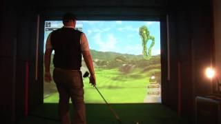 Мастер-класс по гольфу (симулятор).M2T