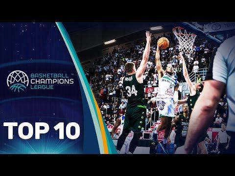 Top 10 Plays | January | Basketball Champions League 2019-20