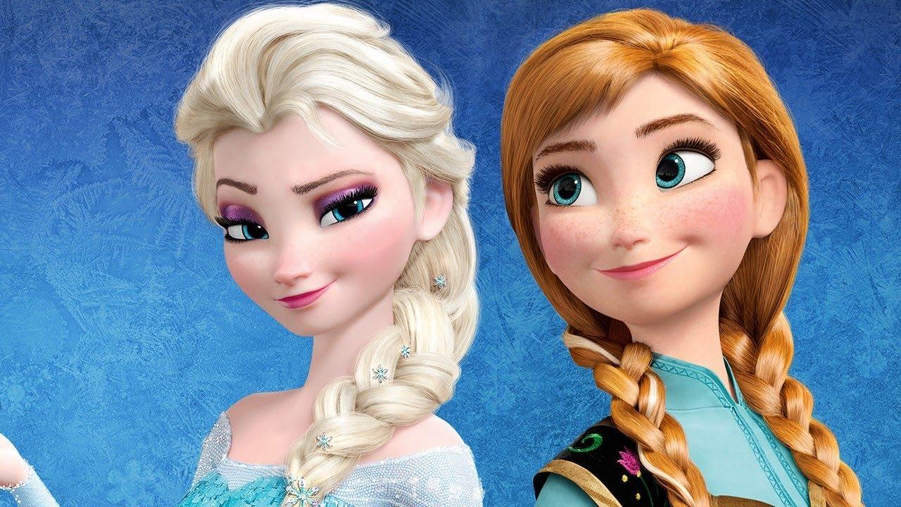 Download Frozen Full Movie - The Best Beautiful Scenes