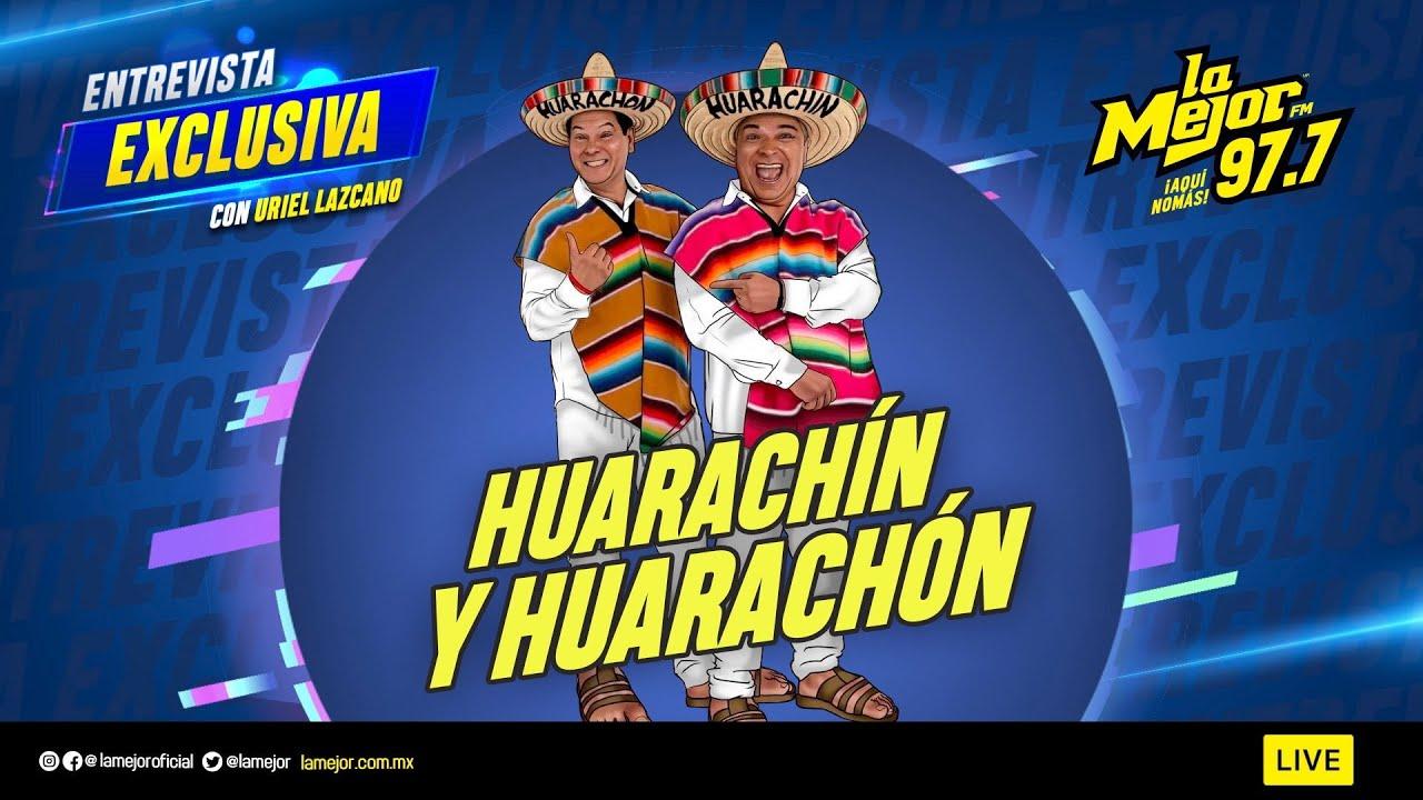 Entrevista EXCLUSIVA con Huarachín y Huarachón