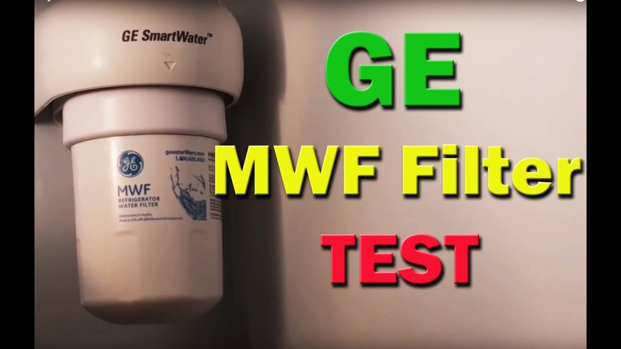 ge mwf water filter quality test