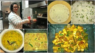Friday Vlog 2017 : What Special  Indian Food I Made For My Guest   Indian (NRI) Mom's Life