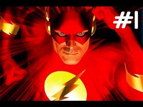 Infinite Crisis - Flash gameplay