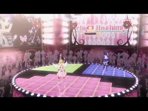 Aikatsu! - Move On Now - Ichigo Hoshimiya Aoi Kiriya Ran Shibuki