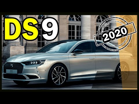 Peugeot 508'in İkizi DS 9 İncelemesi – Yeni DS 9 2020