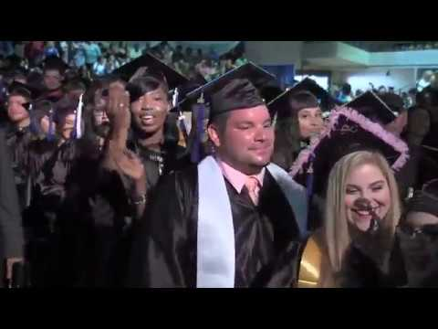 2018 Mdc Homestead Campus Commencement Ceremony Youtube