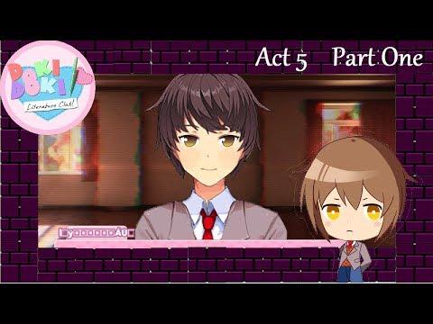 N..NoodleBoy? | Doki Doki Literature Club! Act 5 (Mod) Part 1