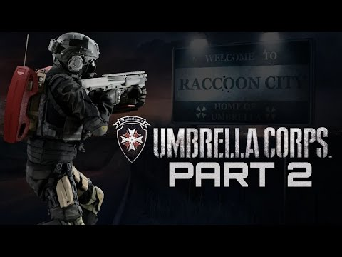 "Umbrella Corps - Let's Play - Part 2 - ""The Experiment"""