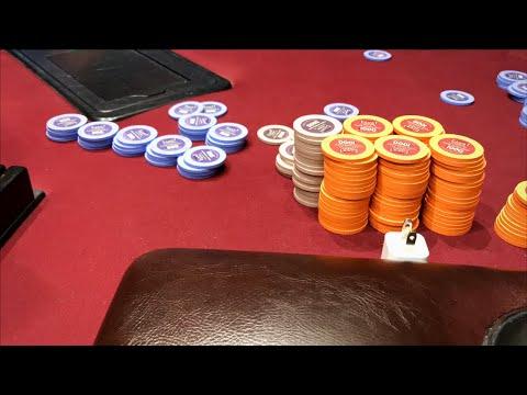 BLIND RAISES From UTG At The $1,650 Maryland Live  WPT Deepstacks - Poker Vlog #112