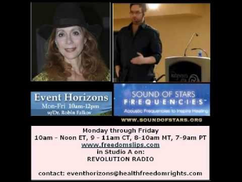 EVENT HORIZONS - RESONANCE SECRETS - Robin Falkov : SteamPunk Victorian Inventors Science Physics