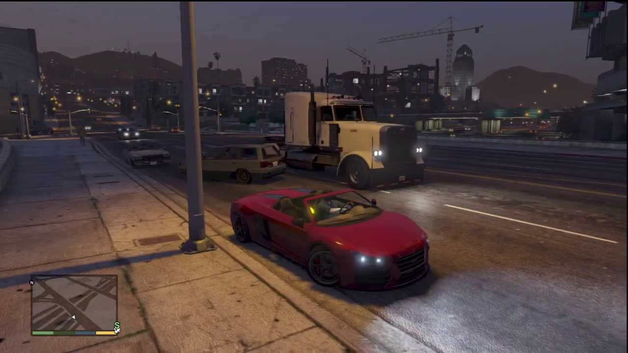 GTA 5: Obay 9F Cabrio GTA V Vehicle Gameplay (Audi R8 ...