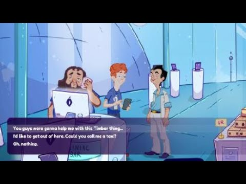 Leisure Suit Larry - Wet Dreams Don't Dry - Looking For Panties |