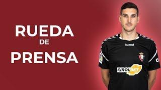 """Sergio Herrera: """"En todo este proceso me he sentido muy querido. Estoy muy agradecido a la afición"""""""