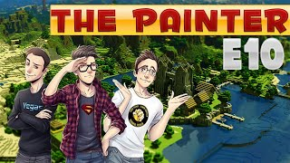 The Painter E10 - ROULETTE DI BIOMI
