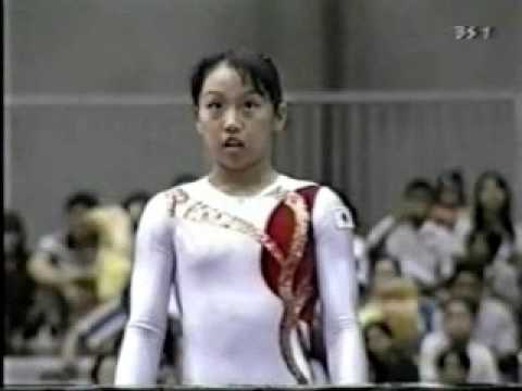 1998 Asian Games Women's Artistic Gymnastics Uneven Bars Final