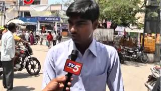 Auto Cycle, Engineering Student's Project Work - Tirupati : TV5 News