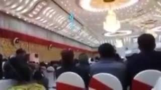Video Amatir!! bom bunuh diri saat perayaan Maulid Nabi di Afghanistan