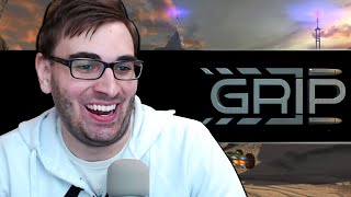 GRIP - Game de Corrida Estilo Rollcage e Mega Race, com BRKsEDU!