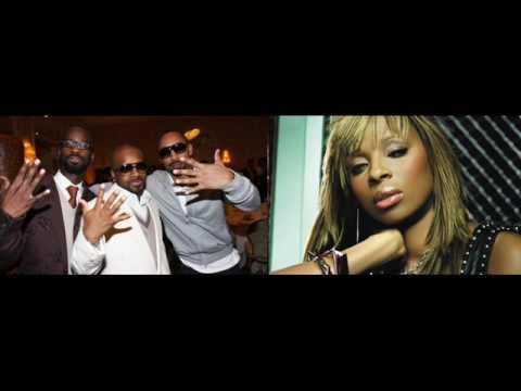 Mary J Blige ft. Johnta Austin - I am