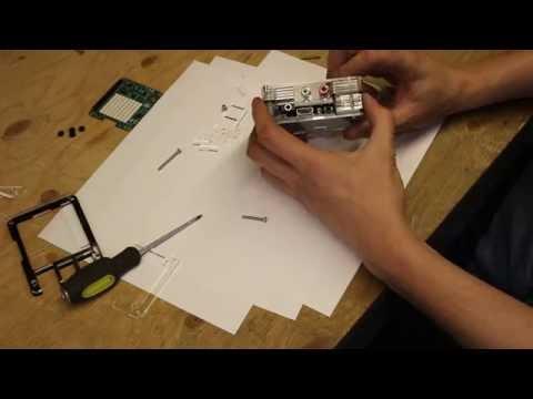 Raspberry Pi Zebra Case - adding a Top Hat